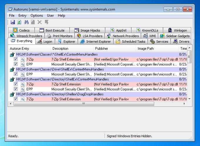Cómo usar Autoruns para administrar aplicaciones StartUp en Windows