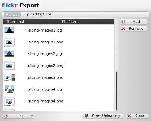 Cómo usar Digikam para exportar fotos a Flickr, PicasaWeb y Facebook