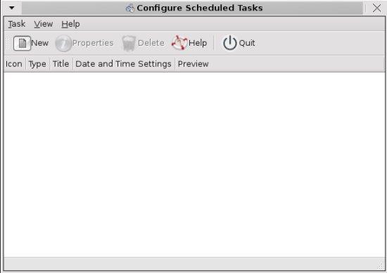 Cómo usar Gnome Schedule para programar y automatizar tareas en Ubuntu