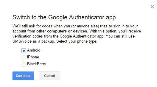 Cómo utilizar Google Authenticator en un PC con Windows