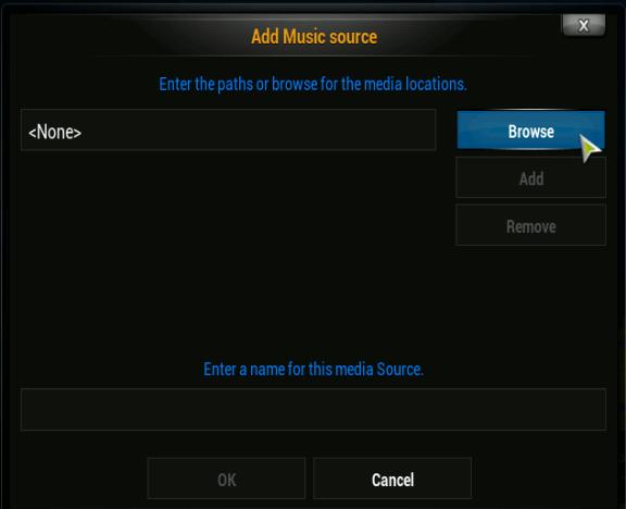 Cómo utilizar XBMC para reproducir todos los medios de red