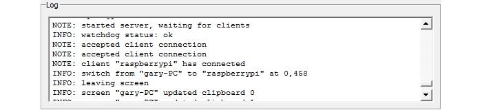 Comparta su ratón y teclado entre Windows y un Pi de frambuesa usando la sinergia