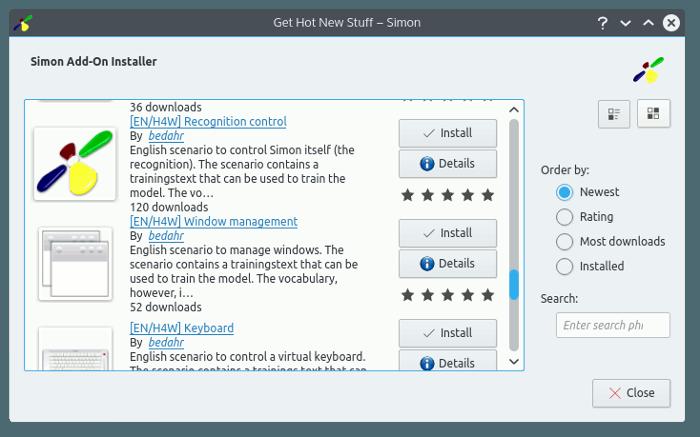 Conozca a Simon, el motor de reconocimiento de voz de Linux