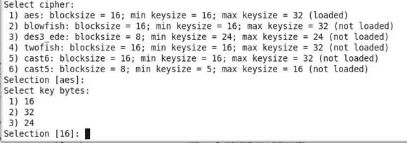 Crear una carpeta privada encriptada en Ubuntu Hardy con eCryptfs