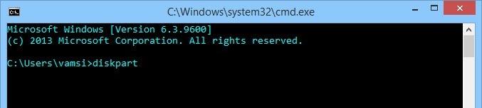 Dos maneras de ocultar particiones de disco en Windows