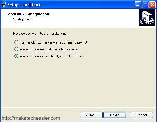 Ejecutar aplicaciones Linux en Windows