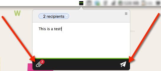 Envía rápidamente archivos de cualquier tamaño y tipo con Minbox[Mac].