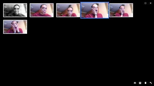 Esto es lo que hay de nuevo con la aplicación Webcam preinstalada de Chrome OS