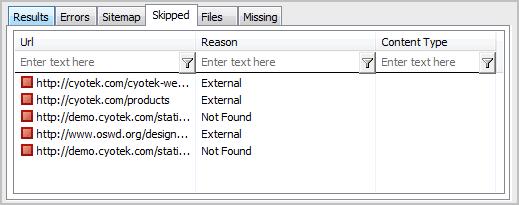 Guardar sitios web para verlos sin conexión con WebCopy