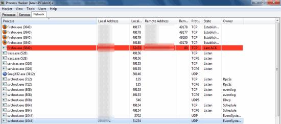 Hacker de procesos: Una mejor alternativa al Administrador de tareas de Windows