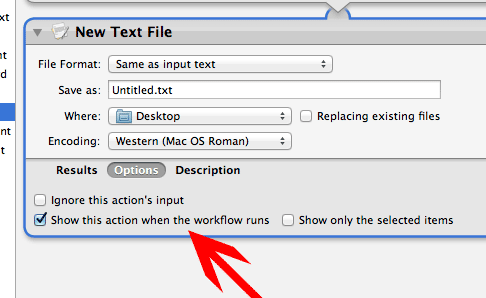 Haga su vida más fácil con estos 4 flujos de trabajo útiles del automatismo para OS X