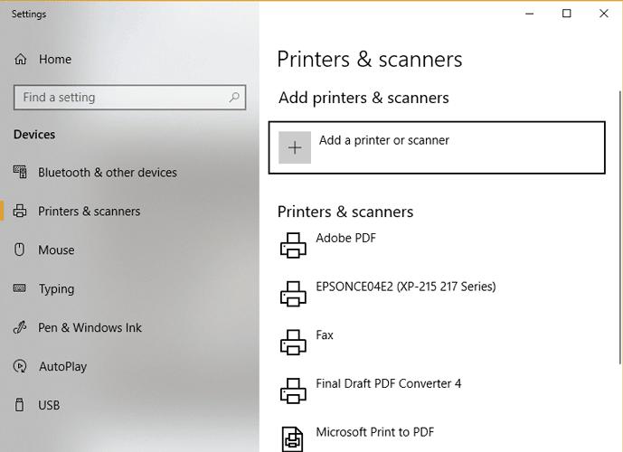 La impresora Wi-Fi no funciona en Windows 10? Aquí hay algunas soluciones