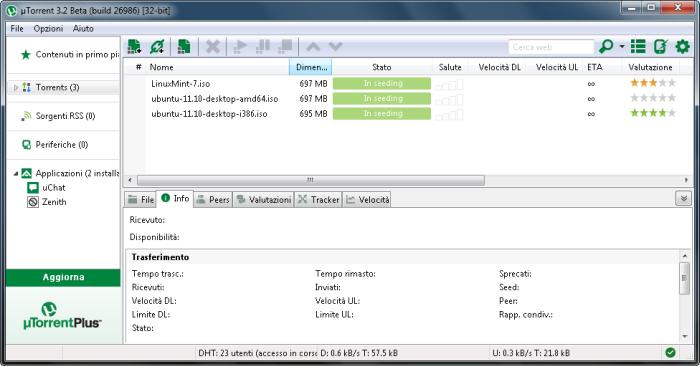Los 4 mejores clientes de BitTorent para sistemas Windows