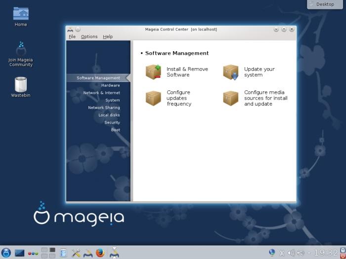 Mageia Linux - Revisión Completa y Práctica
