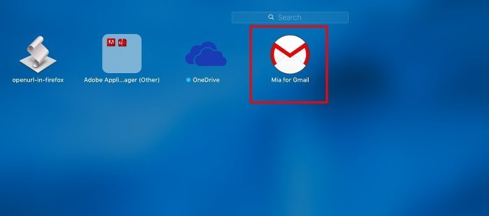 Mia para Gmail: Acceso a Gmail desde la barra de menús de tu Mac