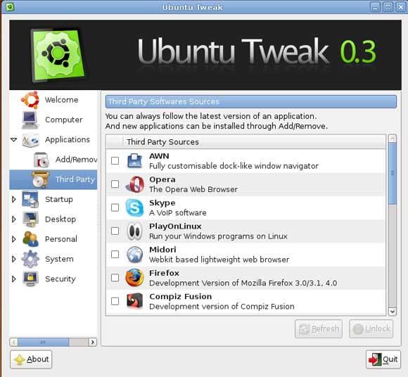 Modifique su Ubuntu de la manera más fácil