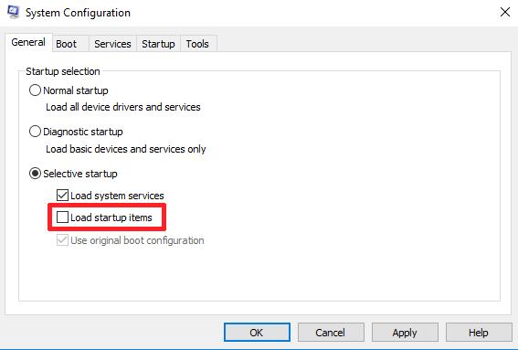 Modo a prueba de fallos de Windows vs. Arranque limpio: ¿Cuál es la diferencia?