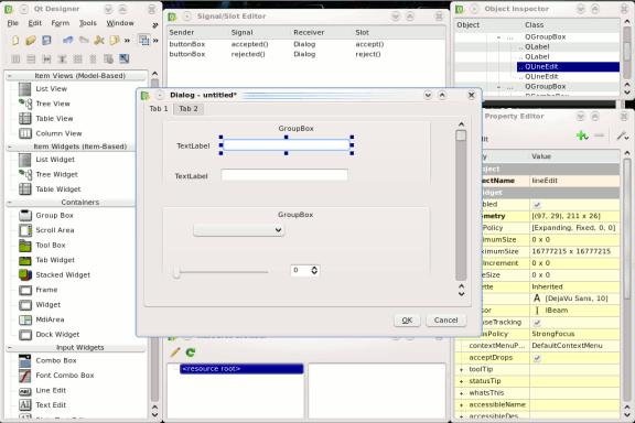 MTE Explica: Kit de herramientas de escritorio, GTK+ y Qt