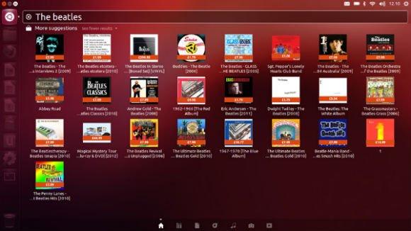 Novedades en Ubuntu 12.10