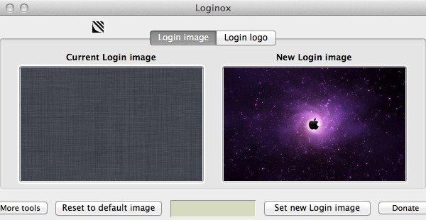 Personalizar la imagen de fondo y el logotipo de la pantalla de inicio de sesión de Mac