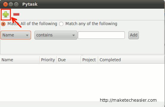 Pytask: Una sencilla herramienta de gestión de tareas para su escritorio[Linux].