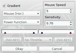 Qjoypad: Mapeo de teclado a teclado de juegos para Linux