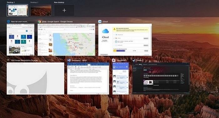 Qué esperar de la actualización de Windows 10 Spring Creators Update