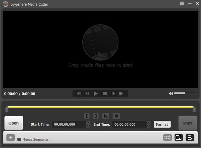 Recorte y edite sus vídeos fácilmente con Joyoshare Media Cutter para Windows