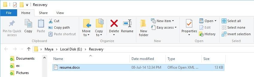 Recupere rápidamente archivos, carpetas y particiones eliminados con Active Undelete