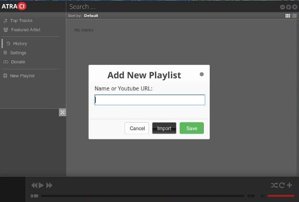 Reproductores de escritorio de YouTube para Linux: Atraci vs QMPlay2