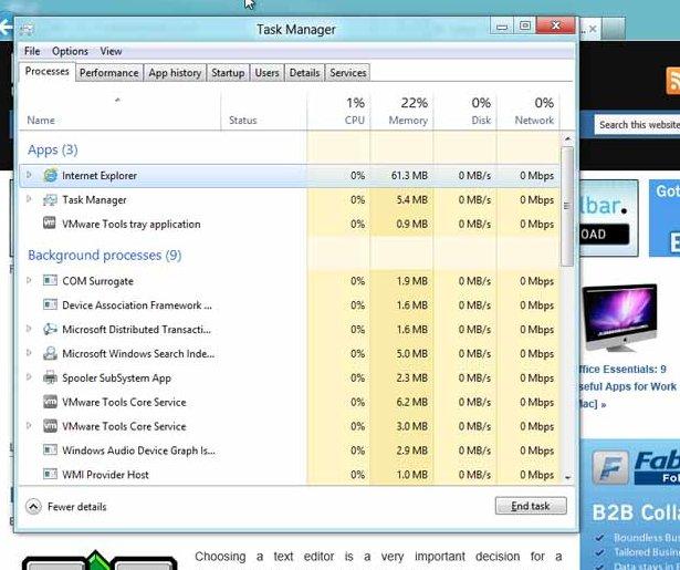 Revisión de la vista previa para el consumidor de Windows 8