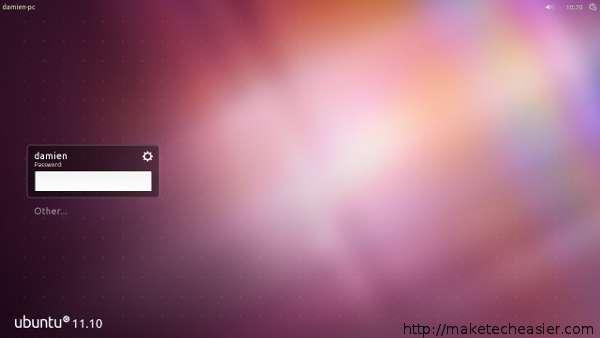 Revisión de Ubuntu 11.10 Oneiric Beta 1 y recorrido de capturas de pantalla