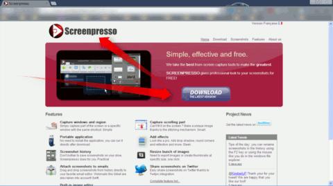 Screenpresso: Una poderosa herramienta de captura de pantalla todo en uno