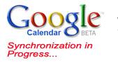 Sincronización con Google Calendar