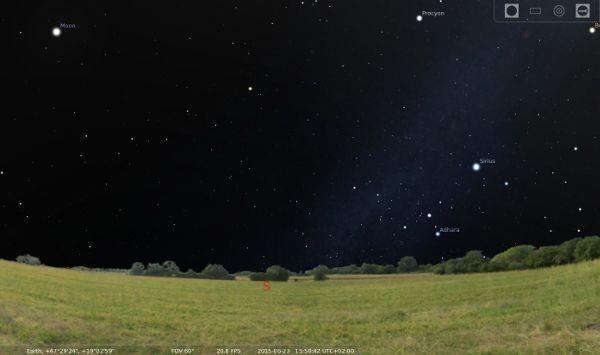 Stellarium - Un planetario personal para tu PC[Linux]