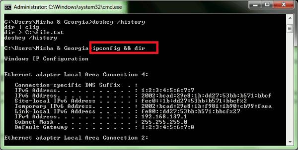 Trucos sencillos y útiles para la línea de comandos de Windows