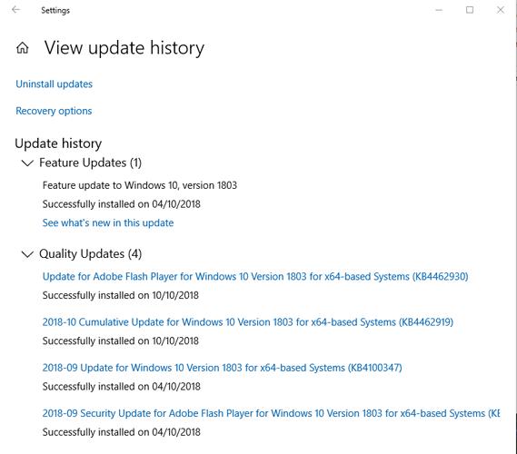 Últimos problemas de Windows 10 Update y cómo solucionarlos