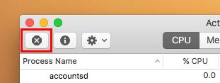 Uso del monitor de actividad para solucionar fácilmente los problemas de su Mac
