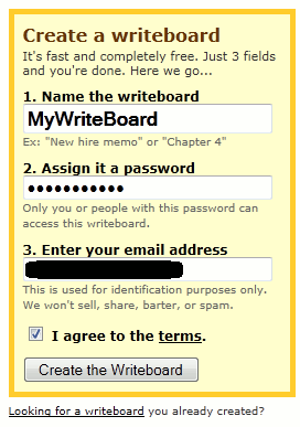 WriteBoard: Una aplicación web gratuita para tomar notas que soporta la colaboración y la exportación