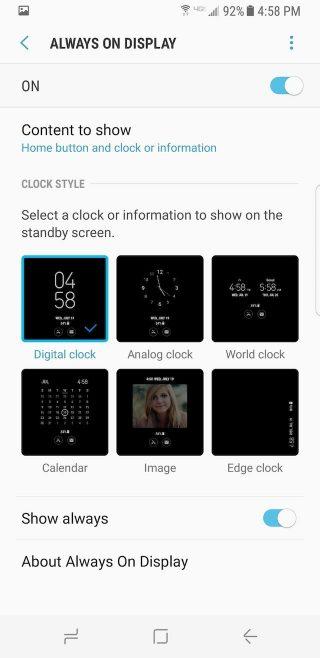 10 consejos y trucos ocultos para el Samsung Galaxy S8
