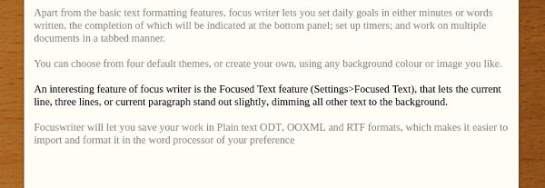 3 Aplicaciones de escritura sin distracciones para Linux