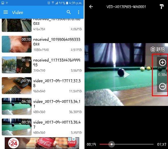 5 de las mejores aplicaciones Android Slow Motion para que tus vídeos sean más divertidos