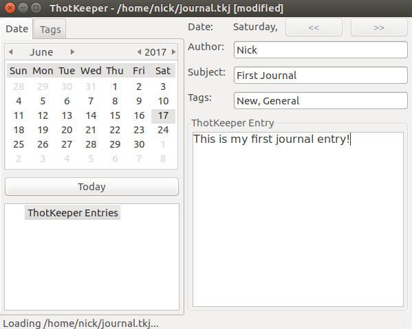 5 de las mejores aplicaciones de Journal para Linux
