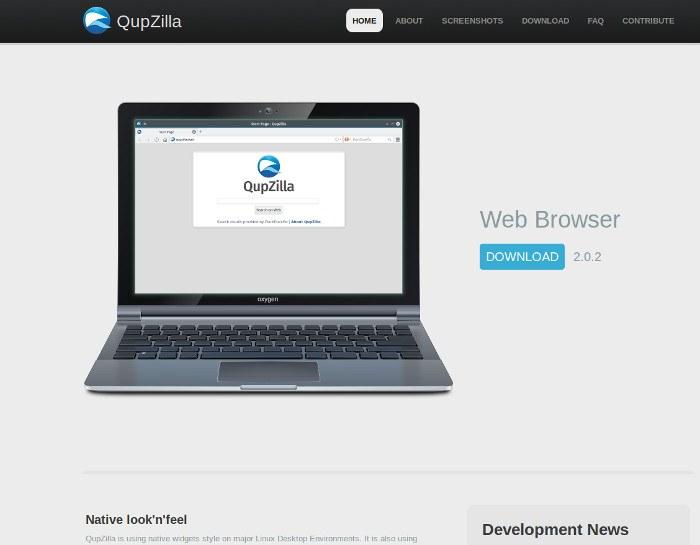 5 navegadores Linux de los que probablemente no has oído hablar