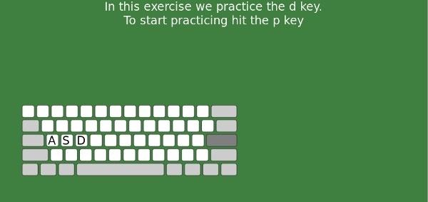 Aprenda con Linux: Aprender a escribir