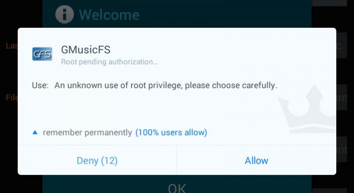 Cómo acceder a Google Music en otros reproductores de música en Android