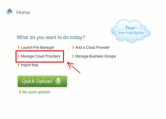 Cómo acceder a SkyDrive desde Ubuntu Desktop