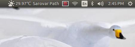 Cómo agregar información meteorológica a la bandeja del sistema en Ubuntu