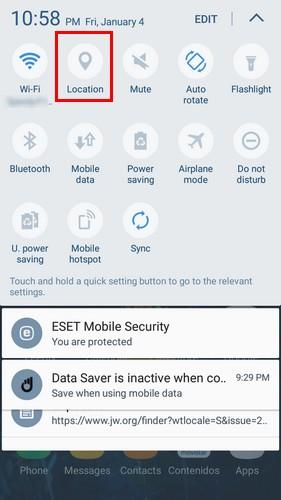 Cómo ahorrar batería del teléfono mientras viaja