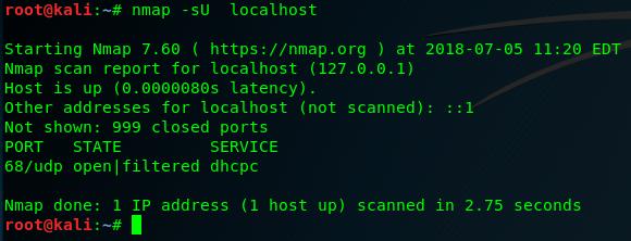 Cómo buscar puertos abiertos en Linux